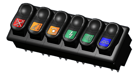 gamme commutation - Comotech Industries